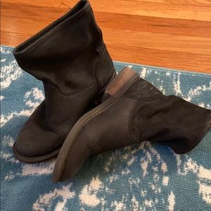 Lucky brand comfortable slouch boot 8/38